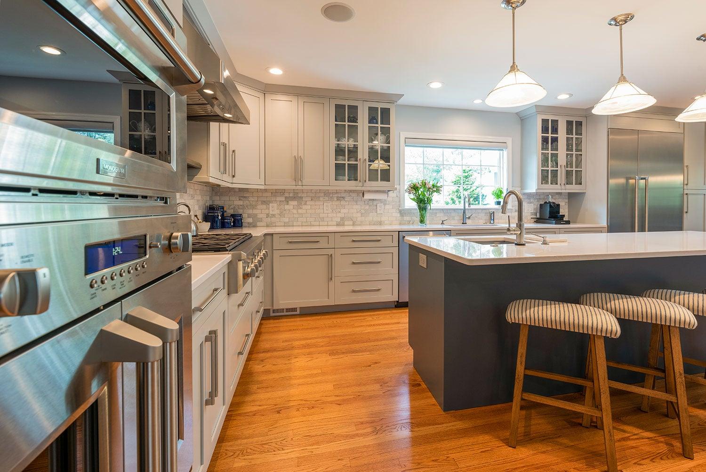 Alexandria: Living Room Rennovation