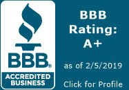 Top Rated General Contractors BBB Rating A+